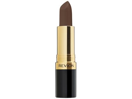 Revlon Super Lustrous™ Matte is Everything Lipstick in Superstar Brown