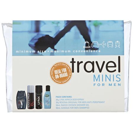 REXONA Travel pack For Men 1 Piece