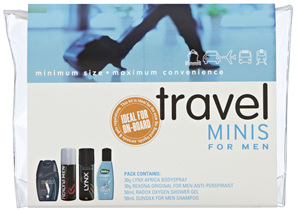 REXONA Travel pack For Men 1 Piece