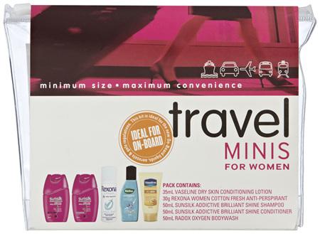 REXONA Travel pack For Women 1 Piece