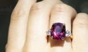 RHODOLITE GARNET: THE JOURNEY FROM KENYA TO THE WORKSHOP