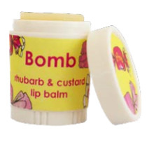 Rhubarb & Custard Lip Balm