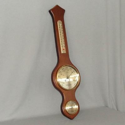 Rimu Barometer, Hydrometer & Thermometer