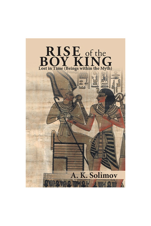 Rise of the Boy King by AKSolimov