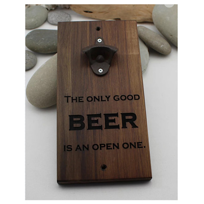 River Wood - The Only Good Beer...