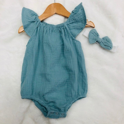 Romper - Foam w Headband