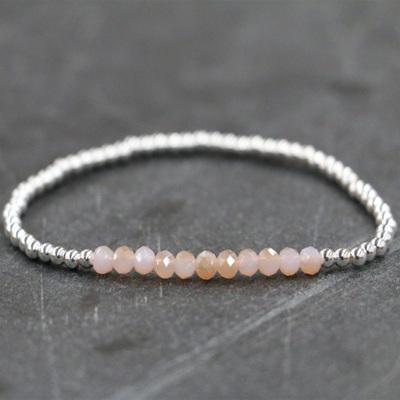 Rondell Bracelet - Silver