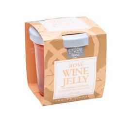 Rose Wine Jelly 120ml