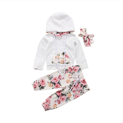 Rosey Posey Floral Hoodie