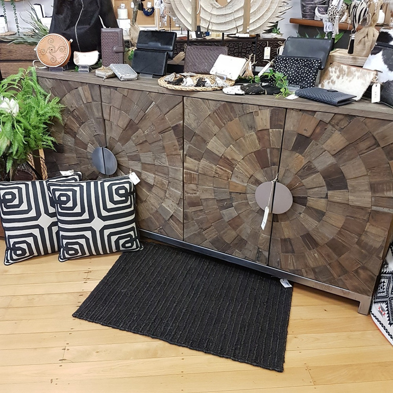 Roxy Sideboard - Recycled Elm & Iron