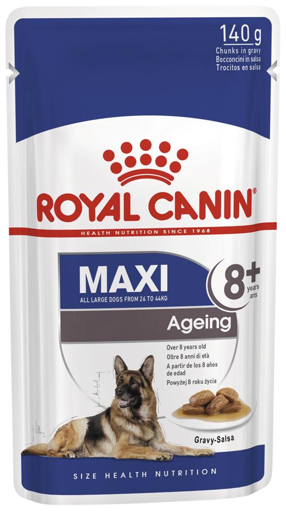 Royal Canin Maxi Ageing 8+ Gravy