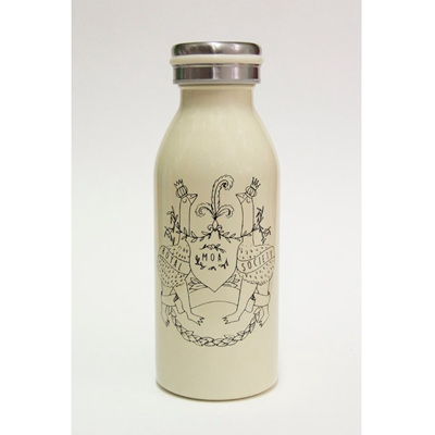 Royal Moa Society Drink Bottle
