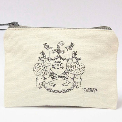 Royal Moa Society Purse