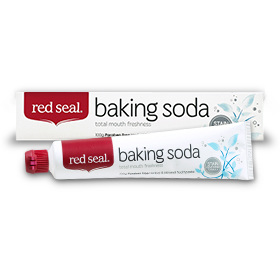 RS Baking Soda Tooth Paste 100g