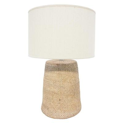 Rukus Woven Rattan Look Lamp 66cmh