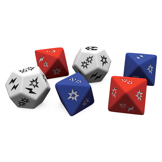 RuneWars Rune Wars Miniatures Game Dice Pack Games and Hobbies New Zealand