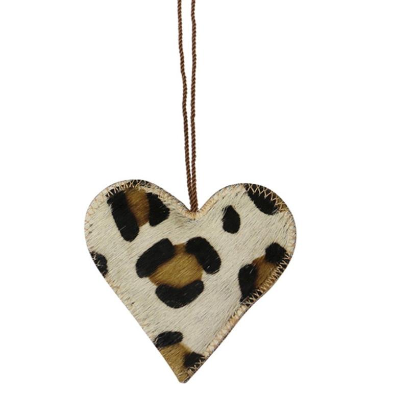 Safari Heart Deco