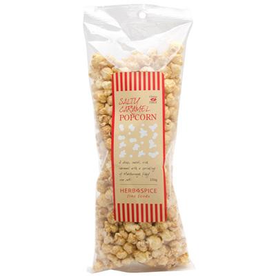 Salty Caramel Popcorn 150g