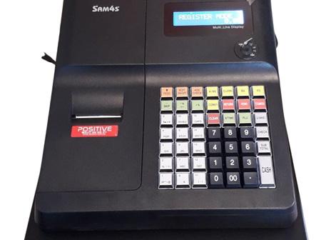 SAM4s ER260EJ Raised Key Small Drawer