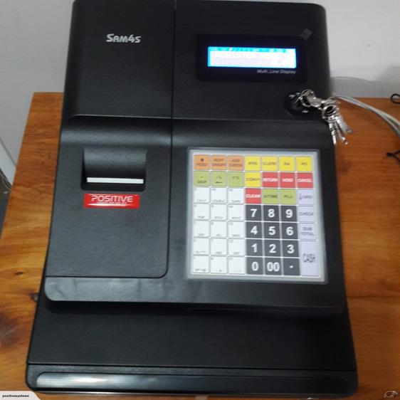 Sam4s ER265EJ Cash Register