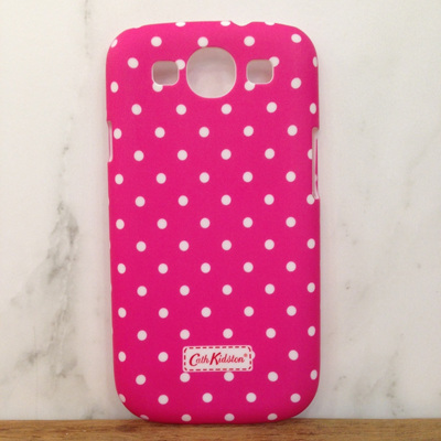 Samsung S3 Cath Kidston Polka Dot Cover WAS $22