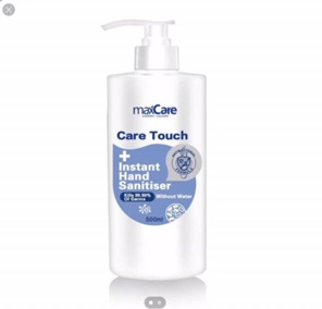 SANITISER GEL 75% Alcohol 500ml
