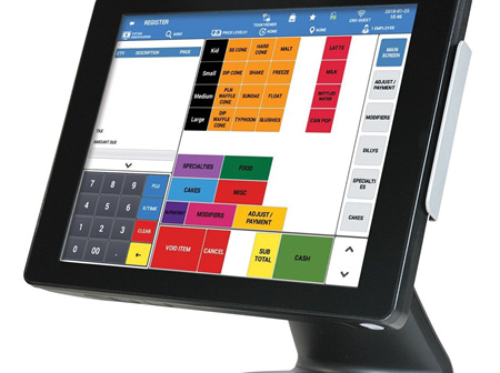SAP-6600 Andriod POS System