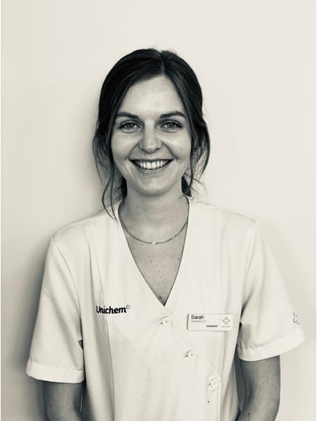 Sarah - Pharmacist