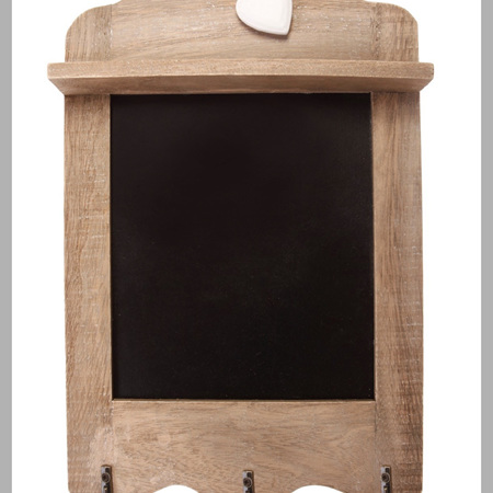 Sass & Belle Scalloped Blackboard with Hooks