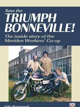 Save the Triumph Bonneville!