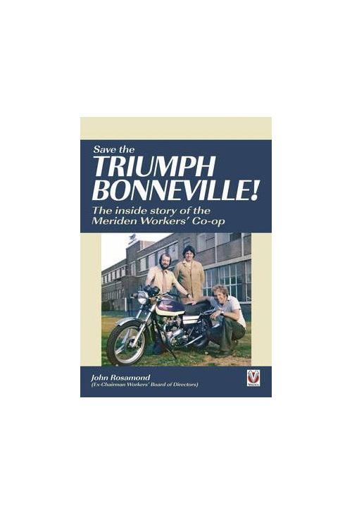 Save the Triumph Bonneville!