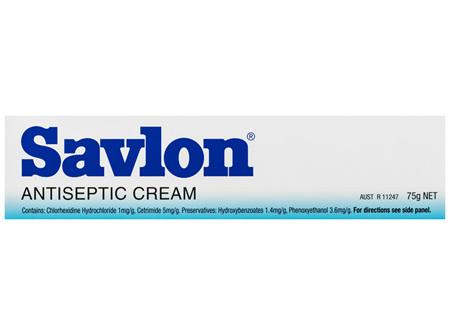 Savlon Antiseptic Cream 75g