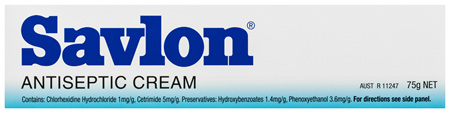 Savlon Antiseptic Cream 75g