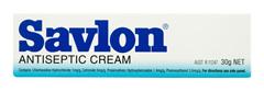 Savlon Antiseptic Cream Natural Healing 30g