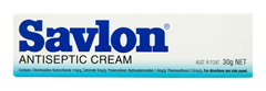 Savlon Antiseptic Cream Natural Healing 30g
