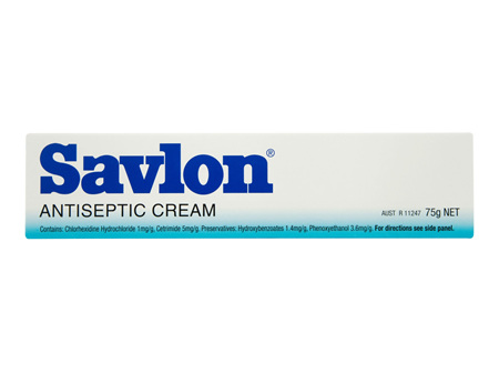 Savlon Antiseptic Cream Natural Healing 70g