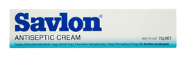 Savlon Antiseptic Cream Natural Healing 70g