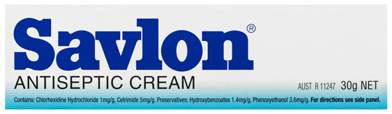 Savlon Soothing and Healing Antiseptic Cream 30g
