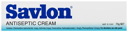 Savlon Soothing and Healing Antiseptic Cream 75g