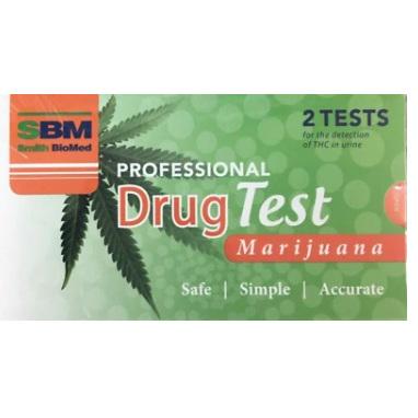 SBM Marijuana Test 2pk