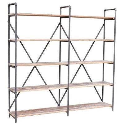 Scaffolding Style Wall Unit
