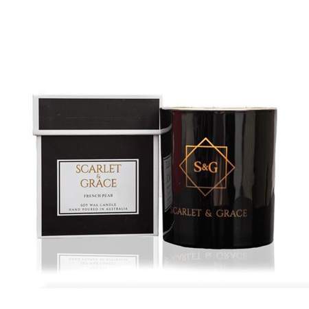 Scarlet & Grace French Pear Candle 340g