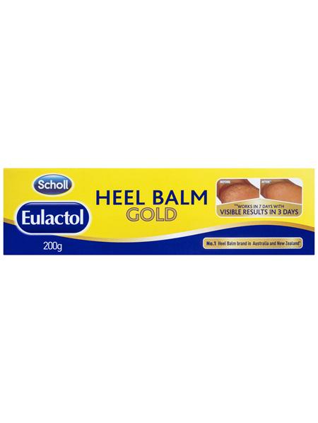 Scholl Eulactol Heel Balm Gold 200g