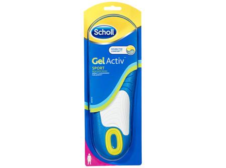 Scholl Gel Activ Sport Insoles Women