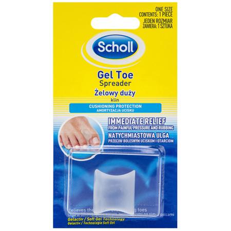 Scholl Gel Toe Spreader Pain Relief