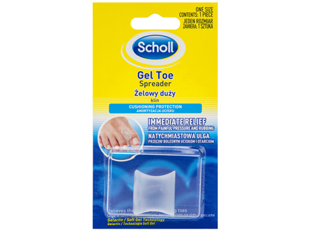 Scholl Gel Toe Spreader Pain Relief