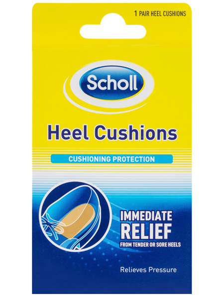 Scholl Heel Cushion Shoe Insert
