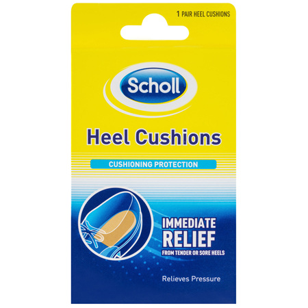 Scholl Heel Cushion Shoe Insert