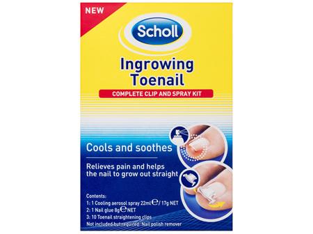 Scholl Ingrowing Toenail Treatment Kit