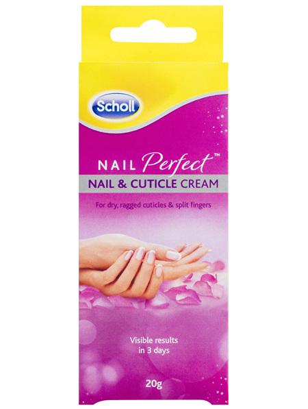 Scholl Nail & Cuticle Cream 20g